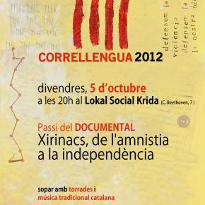 Documental: Xirinacs, de l'amnistia a laindependència