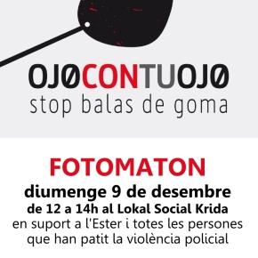 #ojocontuojo #stopbalesdegoma