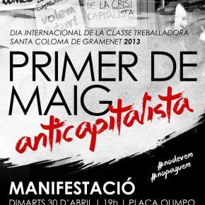 Manifest Primer de Maig | Ni UE ni Capitalisme: PODERPOPULAR